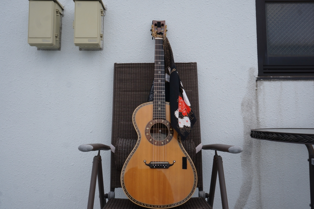 世界一周 ギター 機材