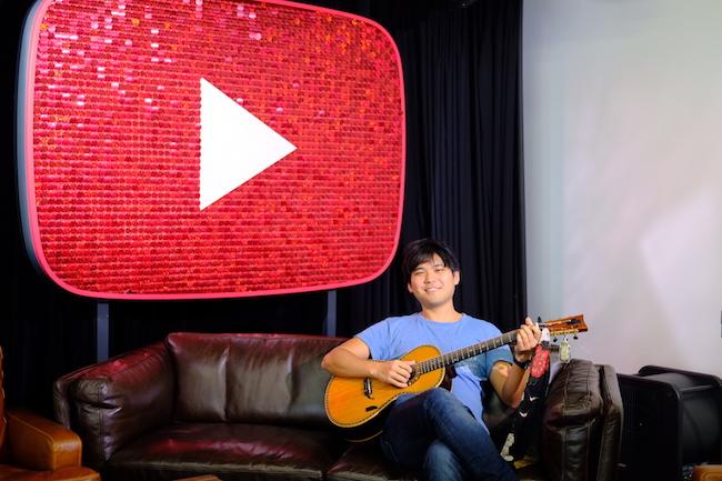 登録者1万人以上限定!YouTube Space Tokyoでの撮影レポート