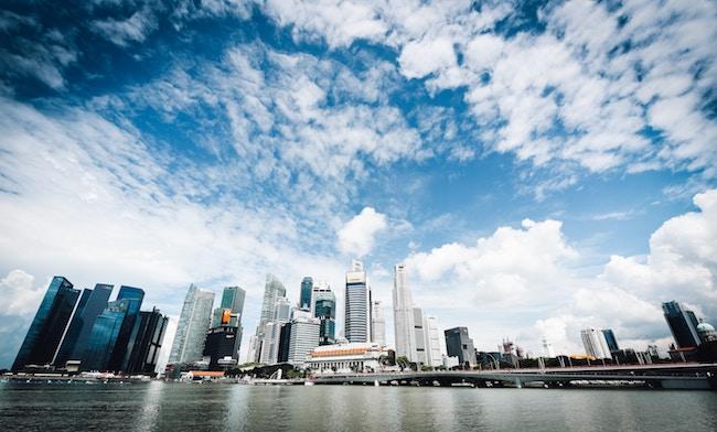 シンガポール 転職 移住